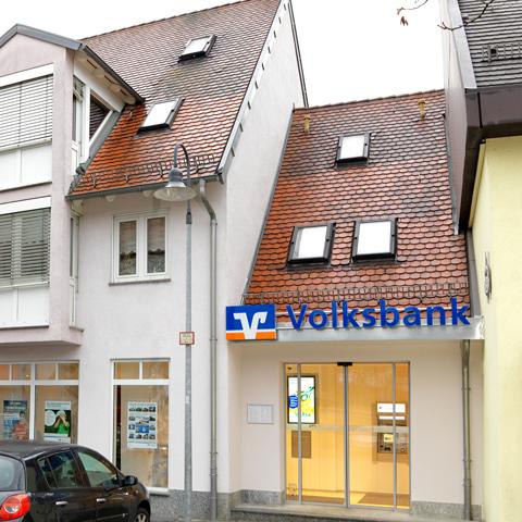 Volksbank Ludwigsburg eG, Filiale Bissingen