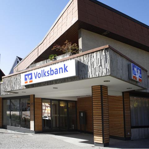 Volksbank Ludwigsburg eG, Filiale Hochdorf