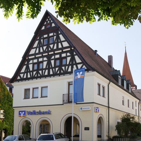 Volksbank Ludwigsburg eG, Filiale Hirschlanden