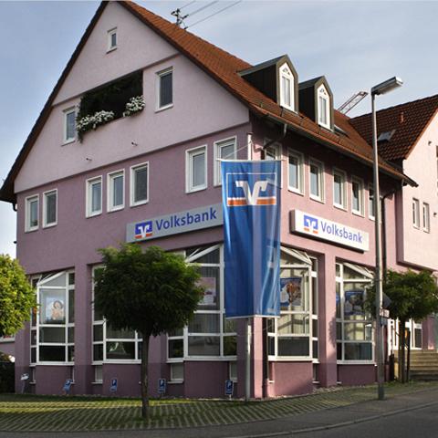 Volksbank Ludwigsburg eG, Filiale Benningen