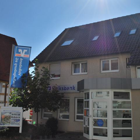 Volksbank Ludwigsburg eG, Filiale Metterzimmern