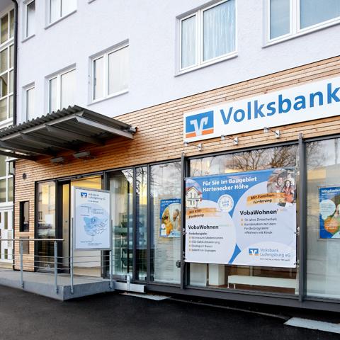 Volksbank Ludwigsburg eG, Filiale Oststadt