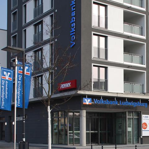 Volksbank Ludwigsburg eG, Filiale Pattonville