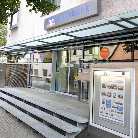 Volksbank Ludwigsburg eG, Filiale Neckarweihingen