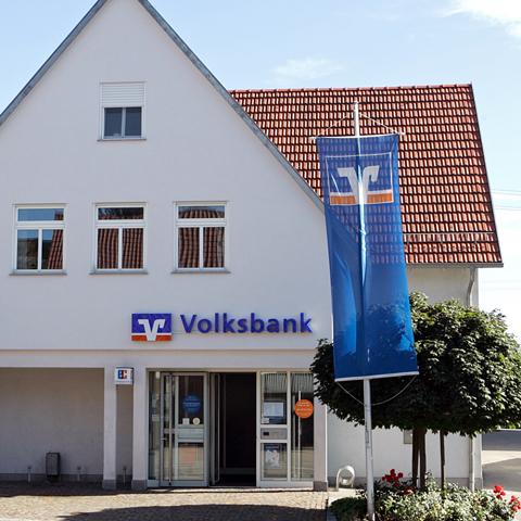 Volksbank Ludwigsburg eG, Filiale Rielingshausen