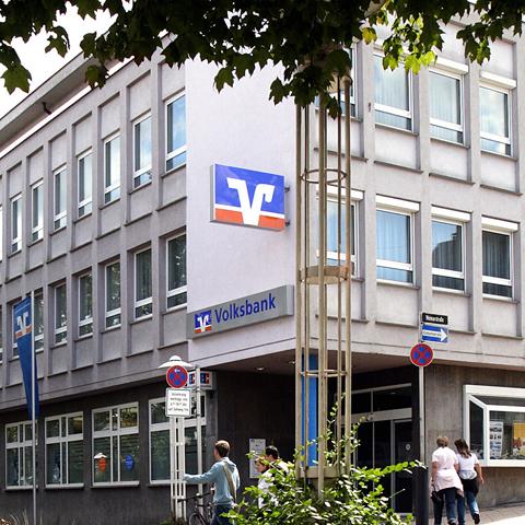 Volksbank Ludwigsburg eG, Filiale Kornwestheim, Bahnhofstraße