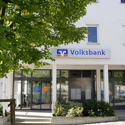 Volksbank Ludwigsburg eG, Filiale Poppenweiler