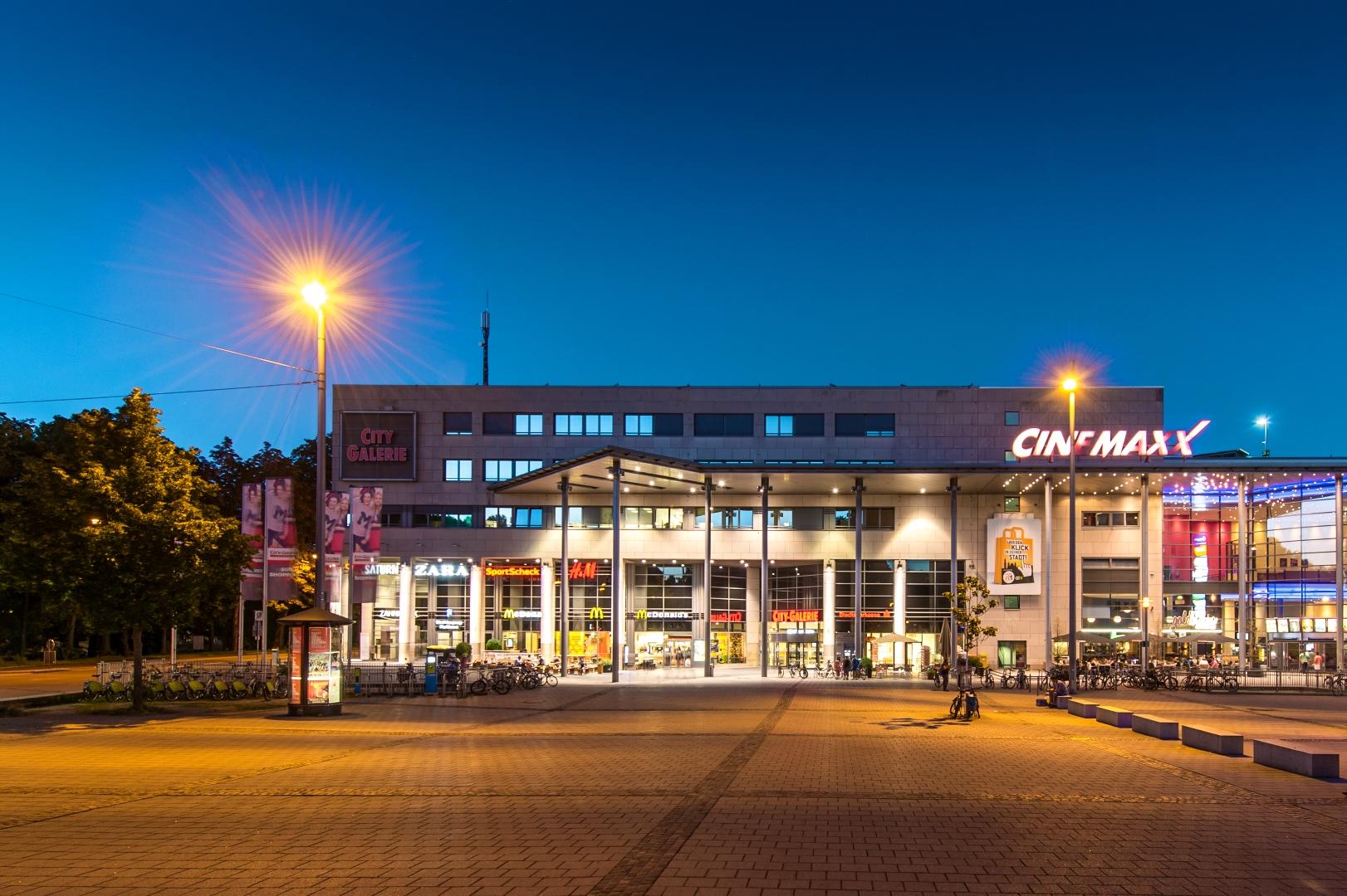 City Galerie Augsburg Einkaufszentren Und Kaufhauser In Augsburg Adresse Offnungszeiten Bewertungen Tel 0821567 Infobel