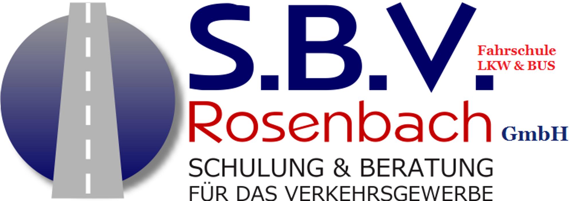 Bild zu SBV-Rosenbach GmbH in Rhaunen