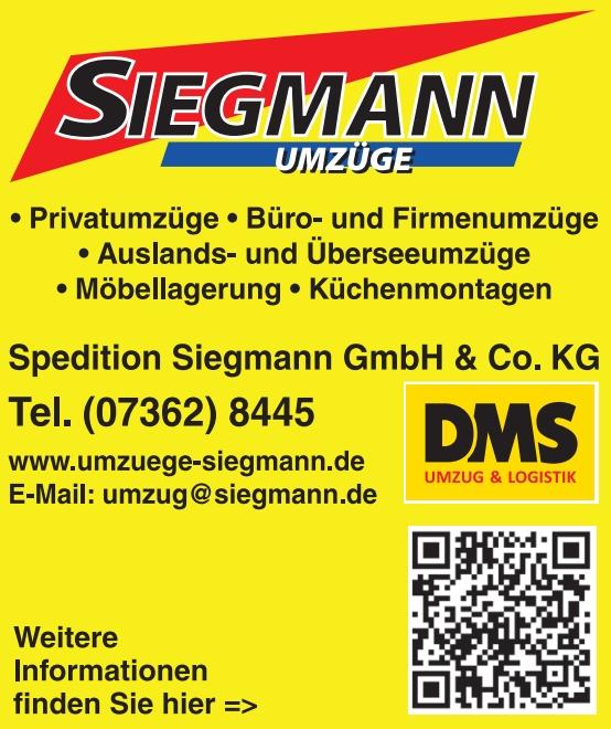 Spedition Siegmann GmbH & Co. KG