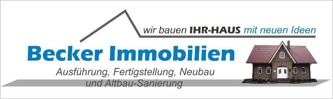 Becker Immobilien IHR-HAUS