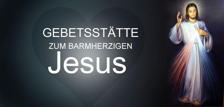 Gebetsstätte Barmherziger Jesus