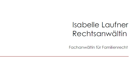 Rechtsanwältin Isabelle Laufner