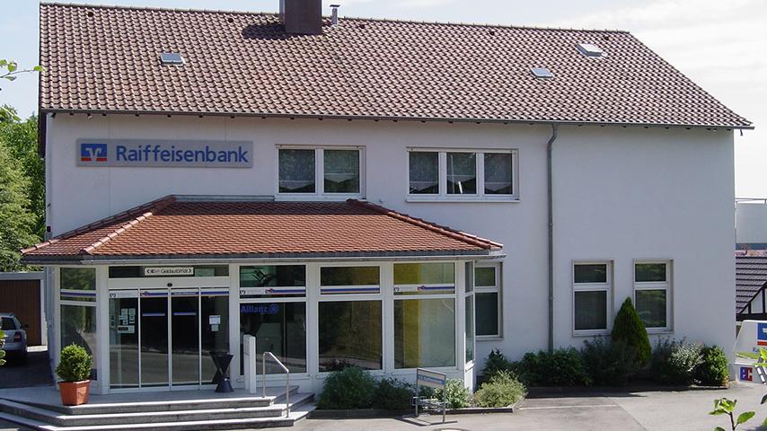 Raiffeisenbank Schwaben Mitte eG - Geschäftsstelle Illerberg