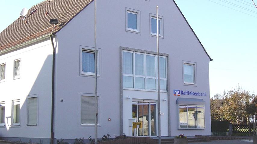 Raiffeisenbank Schwaben Mitte eG - Geschäftsstelle Tiefenbach