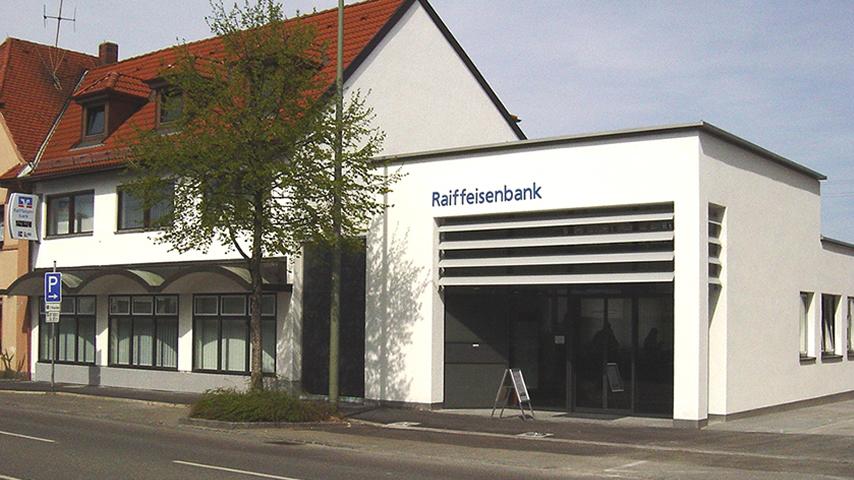 Raiffeisenbank Schwaben Mitte eG - Geschäftsstelle Vöhringen