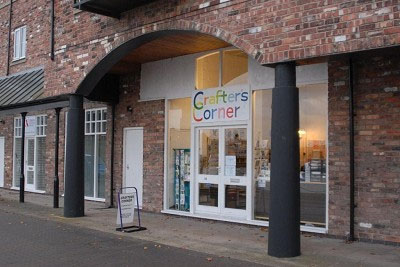 Crafters Corner - Ellesmere Port., Cheshire CH65 4FY - 01513 565315 | ShowMeLocal.com