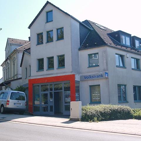 volksbank bochum witten eg sb center stiepel in bochum branchenbuch deutschland. Black Bedroom Furniture Sets. Home Design Ideas