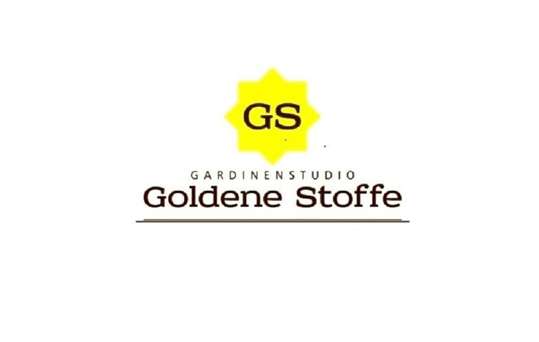 Logo von Gardinenstudio Goldene Stoffe