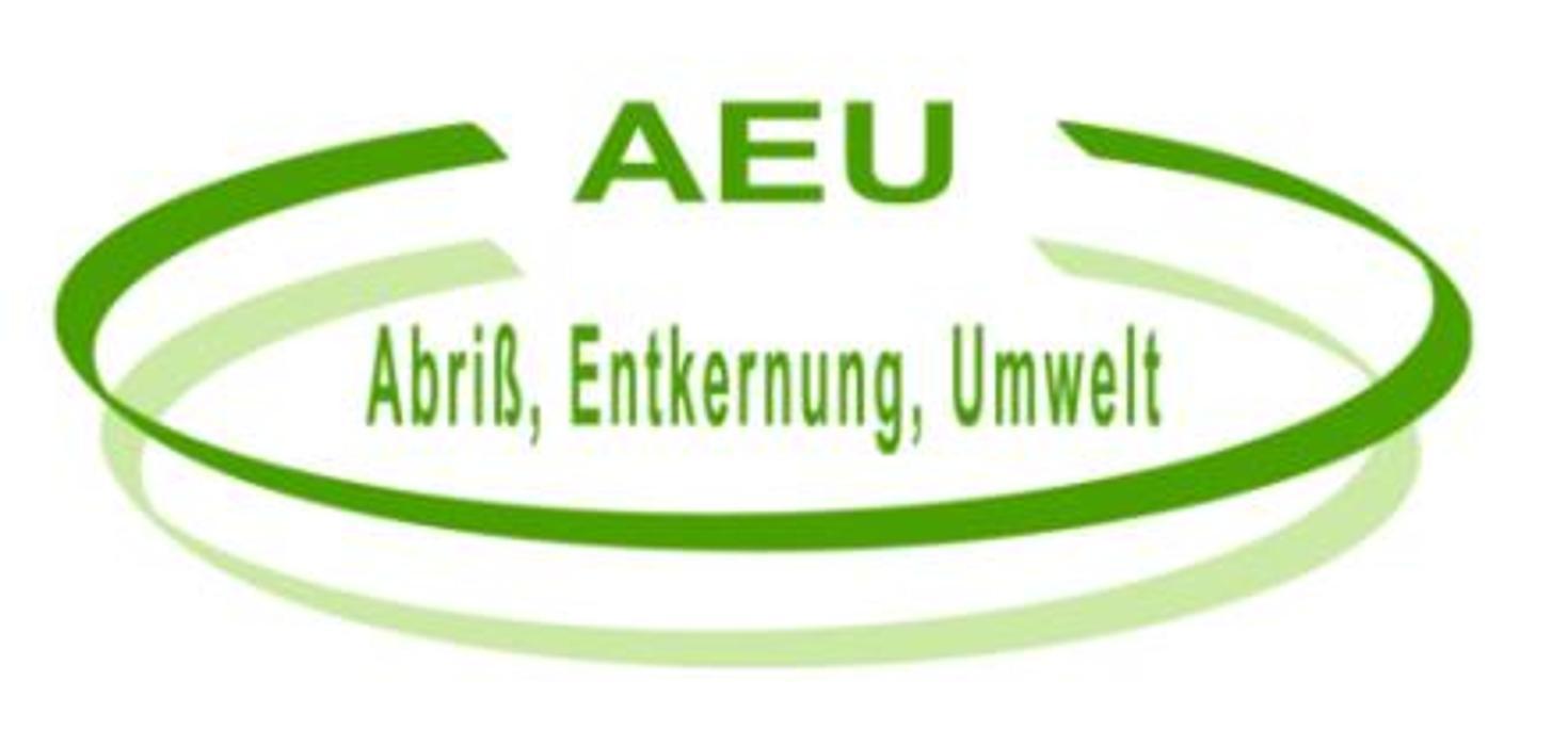 Logo von AEU Abriss, Entkernung, Umwelt UG (haftungsbeschränkt)