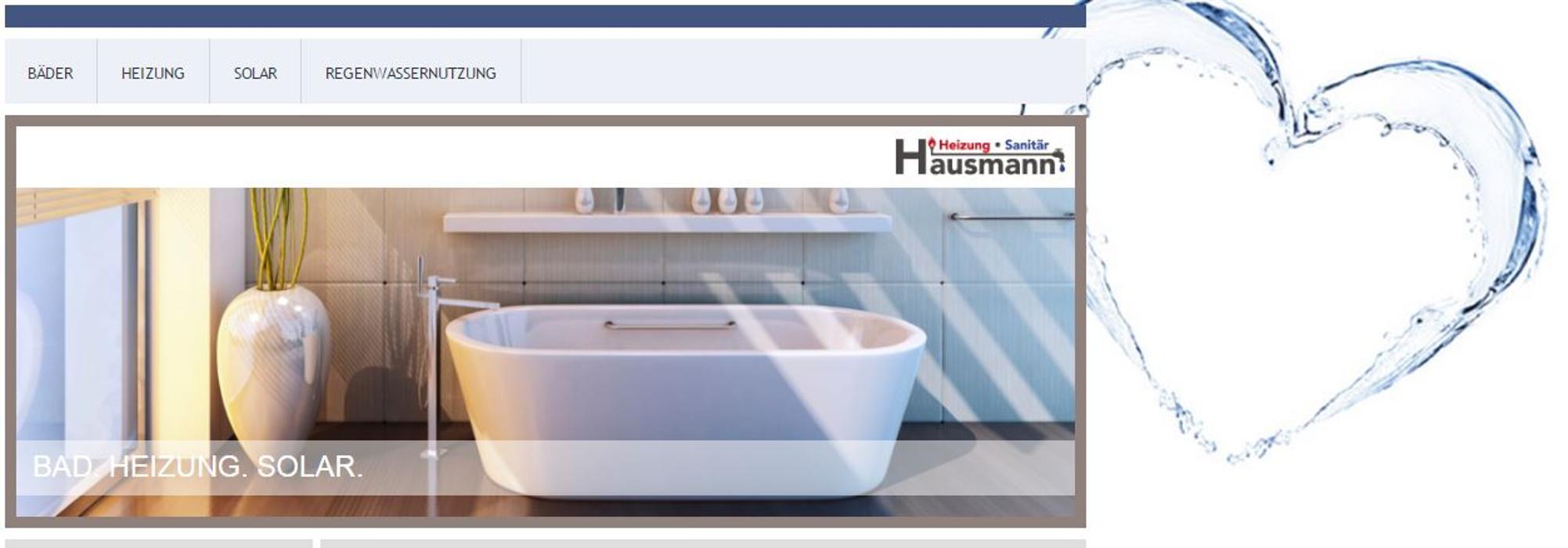 hausmann heizung und sanit r hauptstra e in 91785. Black Bedroom Furniture Sets. Home Design Ideas