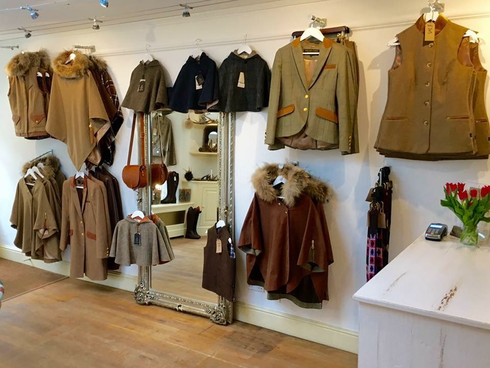 The Cotswold Tweed Co - Stow-on-the-Wold, Gloucestershire GL54 1AB - 01451 833509 | ShowMeLocal.com