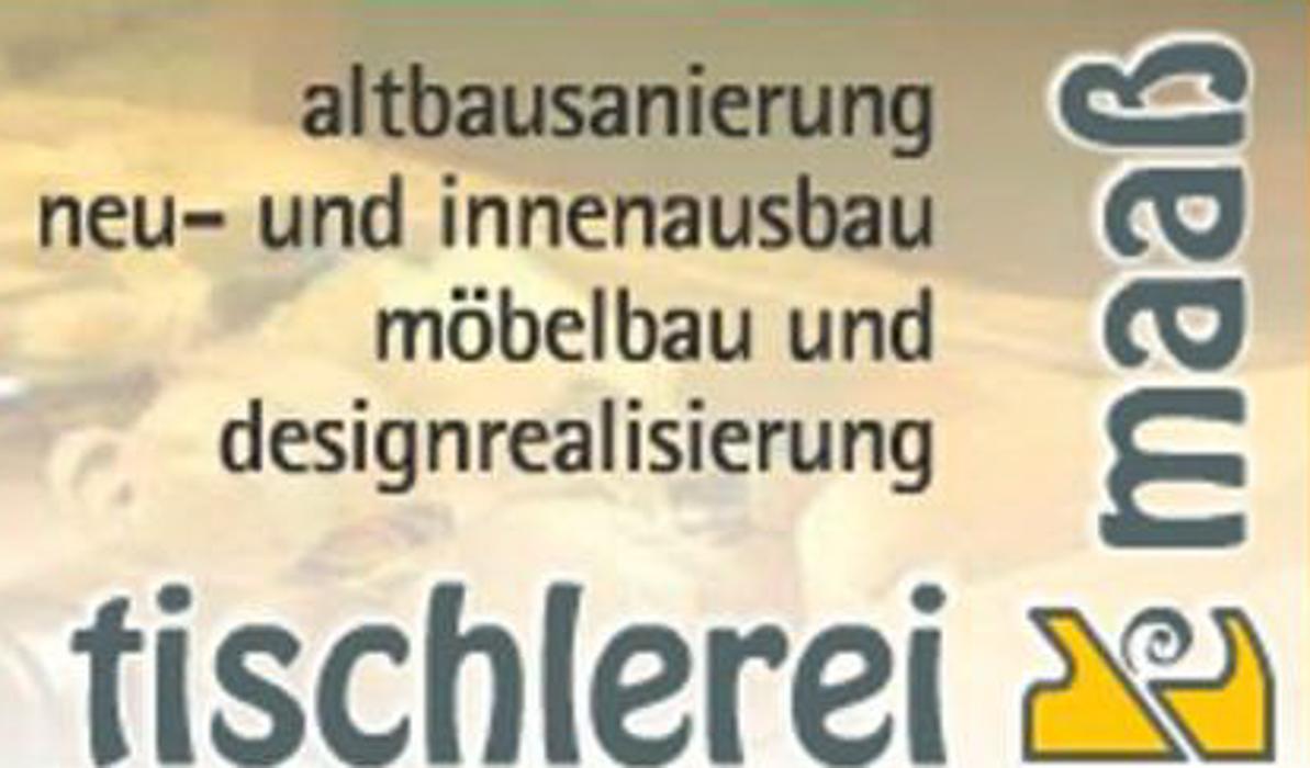 Bild zu Tischlerei Maaß GmbH in Lübeck