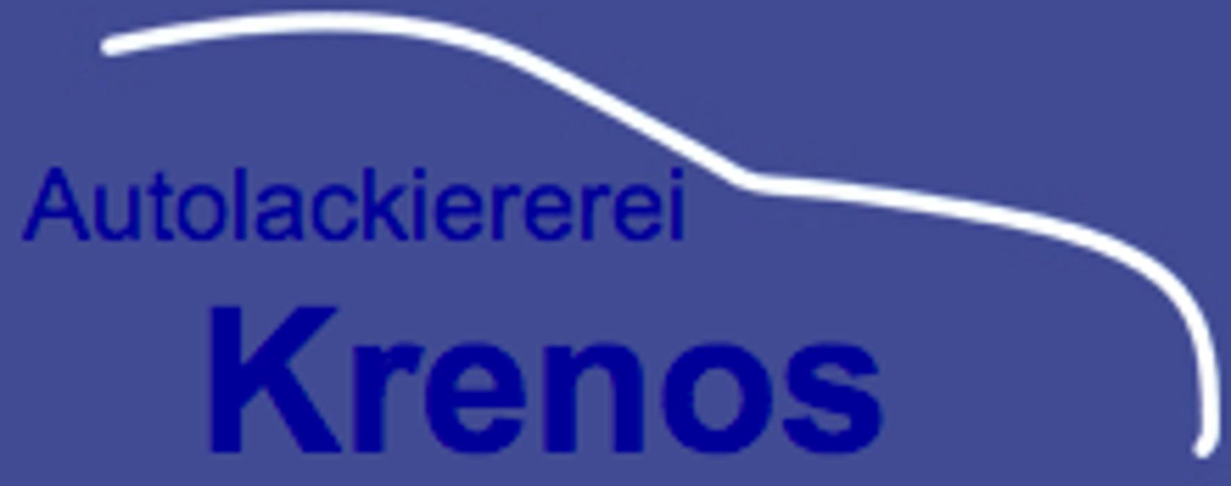 Logo von Autolackiererei Krenos e.K