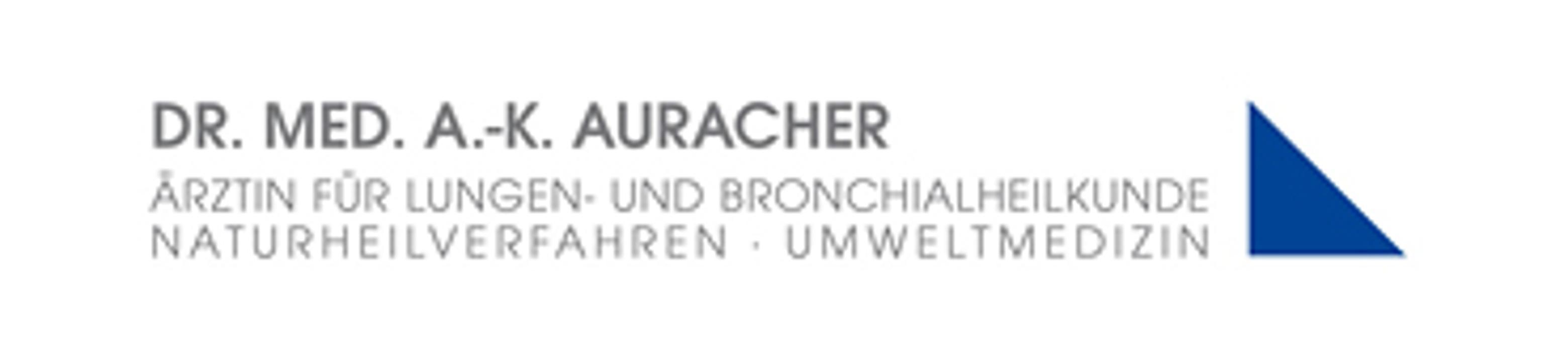 Bild zu Lungenarztzentrum Mannheim - Praxis Dr. med. Anne-Kathrin Auracher in Mannheim