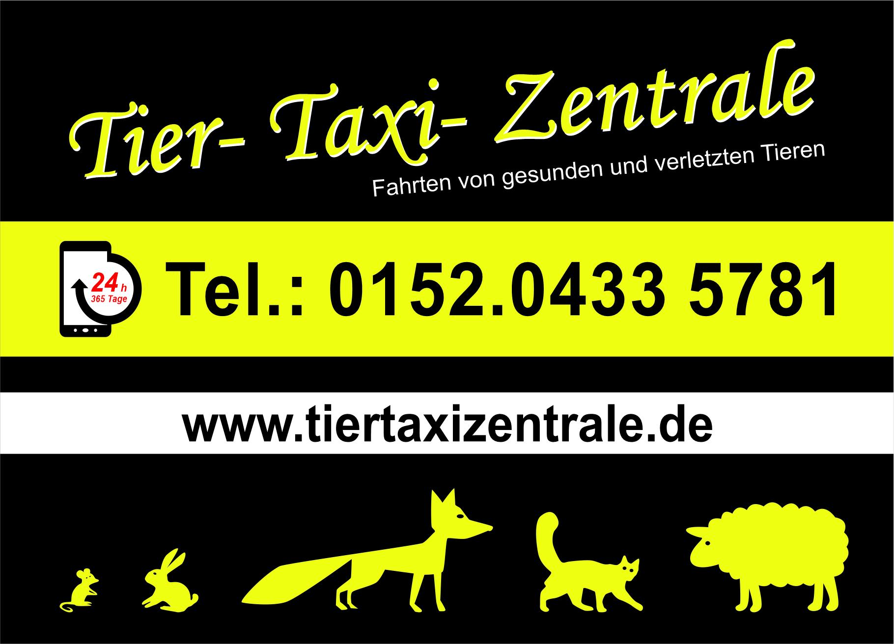 Tier- Taxi- Zentrale