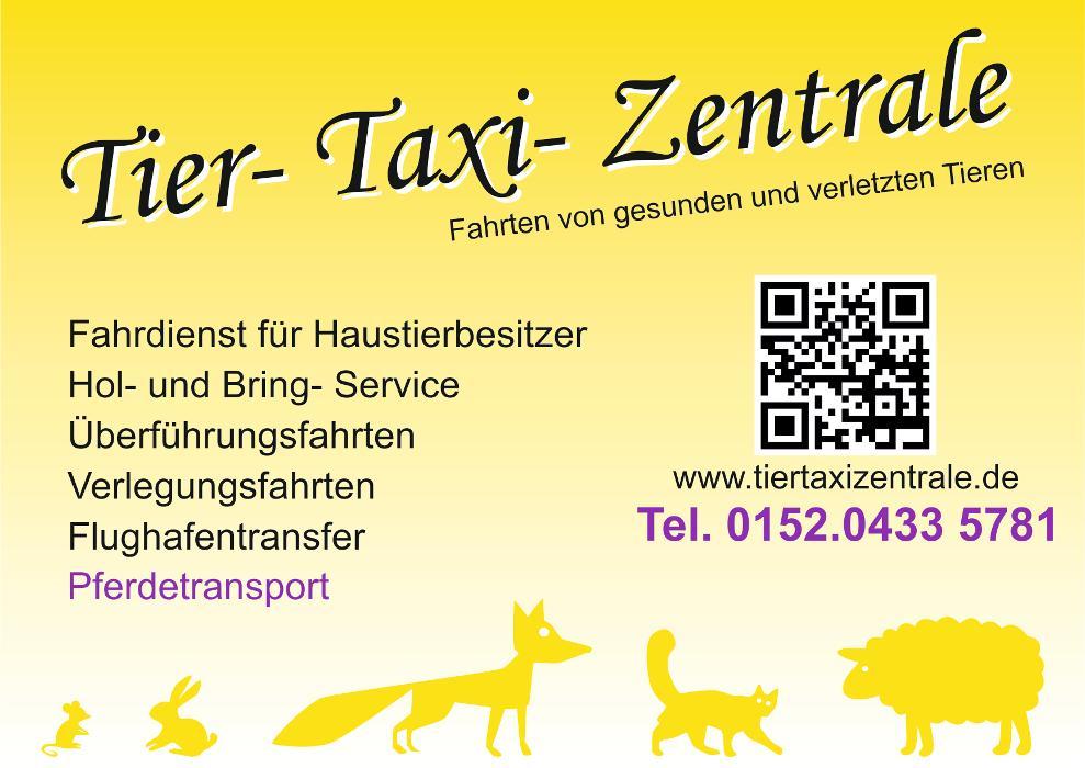 Bild zu Tier- Taxi- Zentrale in Stutensee