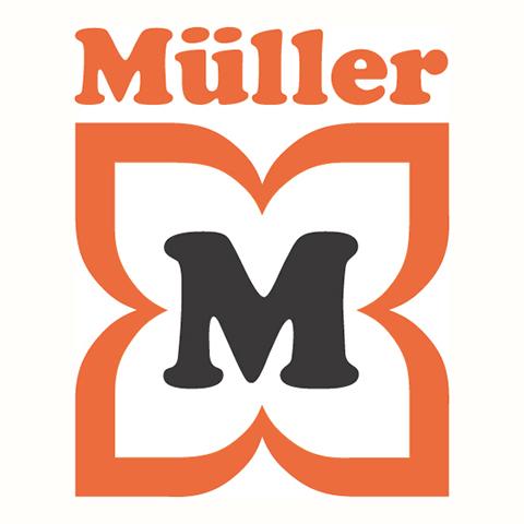 Müller Drogerija Logo