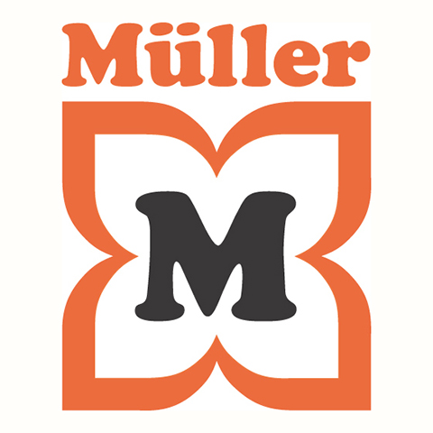 Müller Drogéria Logo