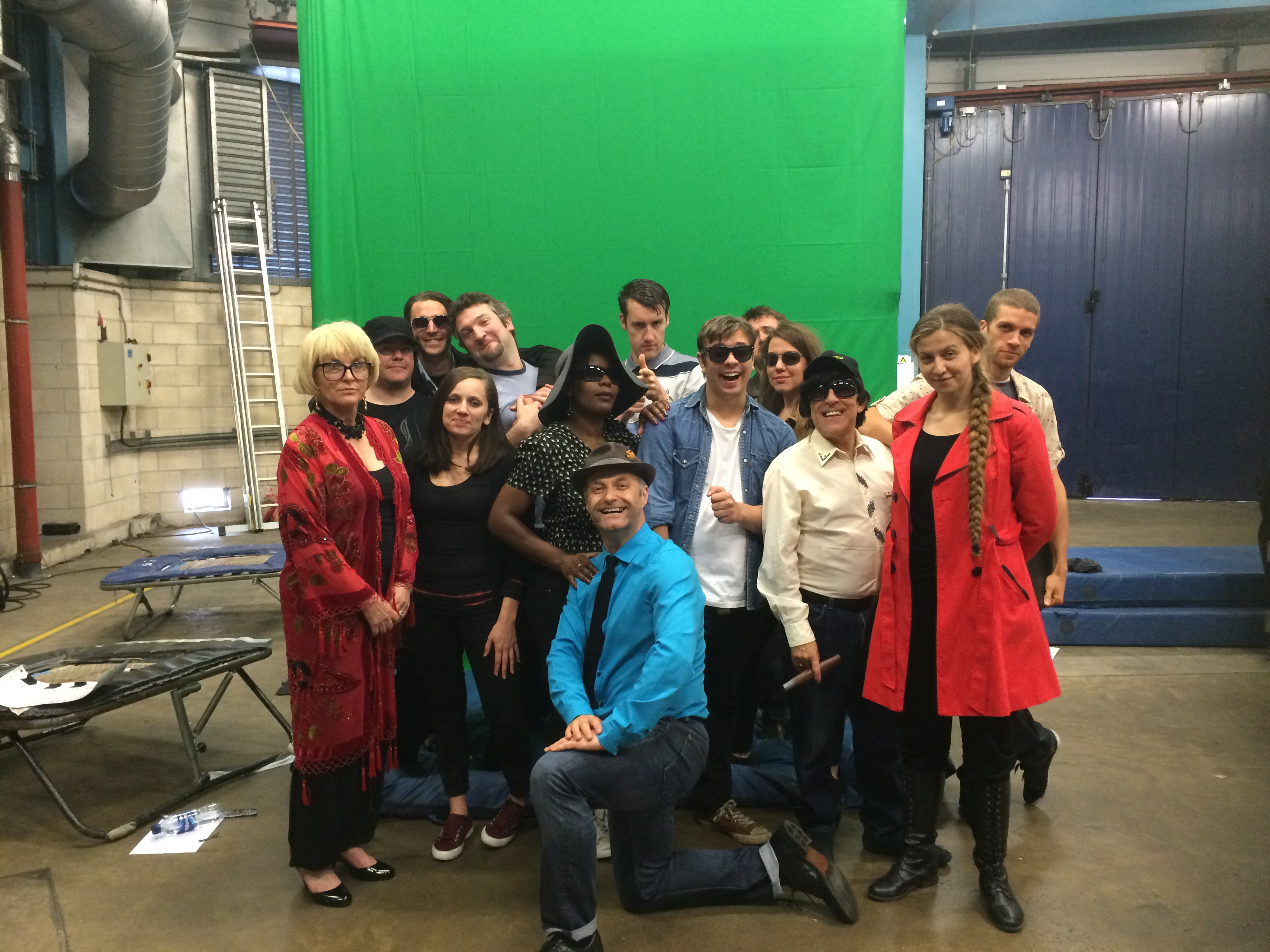 Adhoc Actors - Manchester, Lancashire M1 1FT - 01612 360618 | ShowMeLocal.com