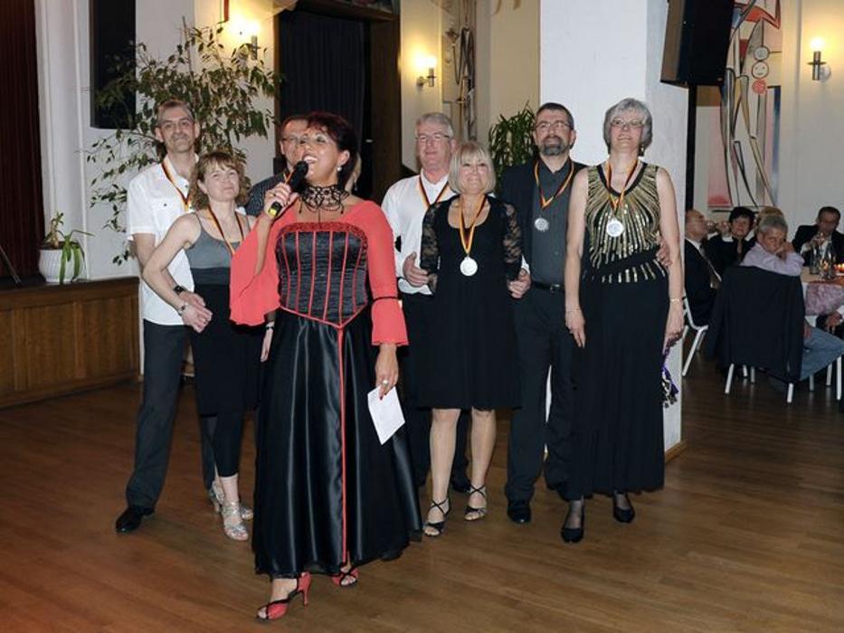 Tanzstudio Gabi, St.Nazairer Allee in Saarlouis