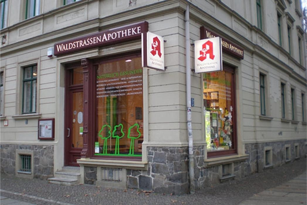waldstrassen apotheke inh angela jaschke e k leipzig waldstra e 43 ffnungszeiten angebote. Black Bedroom Furniture Sets. Home Design Ideas