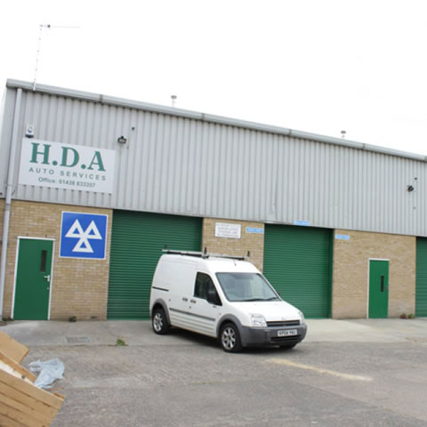 HDA Auto Services Ltd - Hitchin, Hertfordshire SG4 8HY - 01438 833357 | ShowMeLocal.com