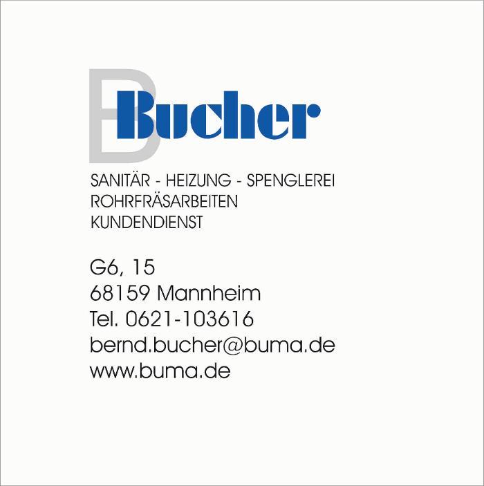 Bild zu Bernd Bucher GmbH & Co. KG in Mannheim