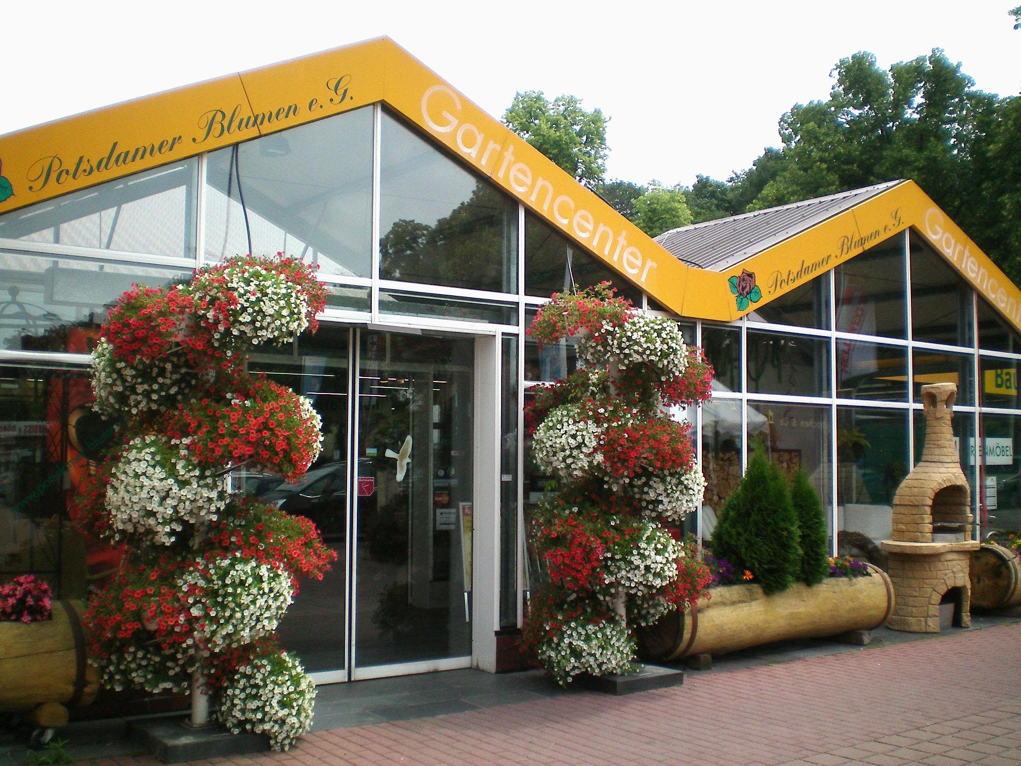 Gartencenter geltow gartenbau schwielowsee for Gartencenter geltow