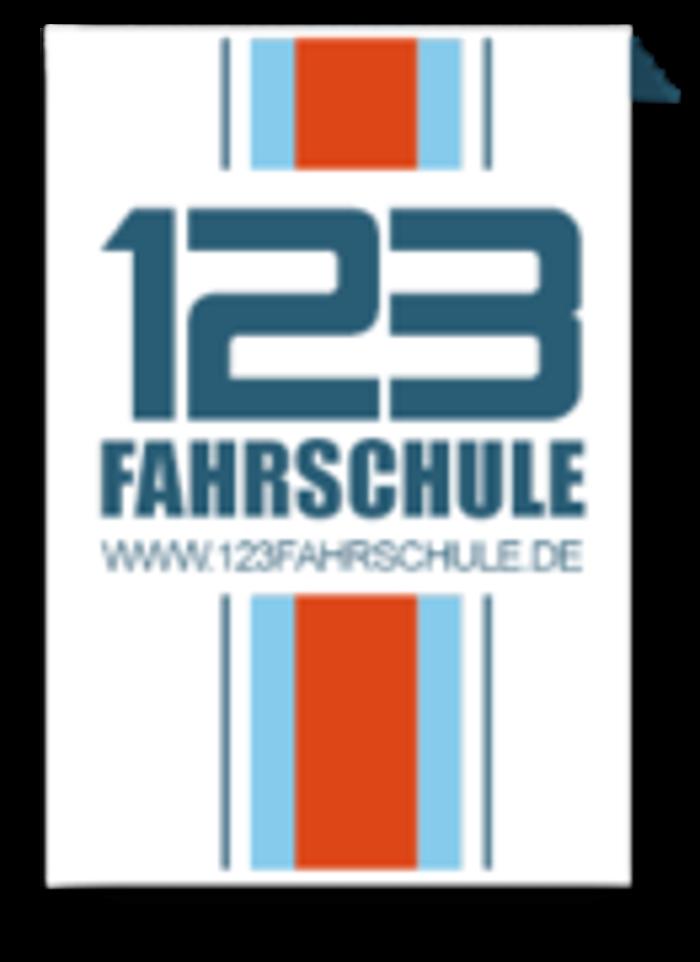 Logo von 123FAHRSCHULE (RE)