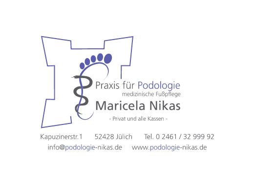 Praxis für Podologie Maricela Nikas
