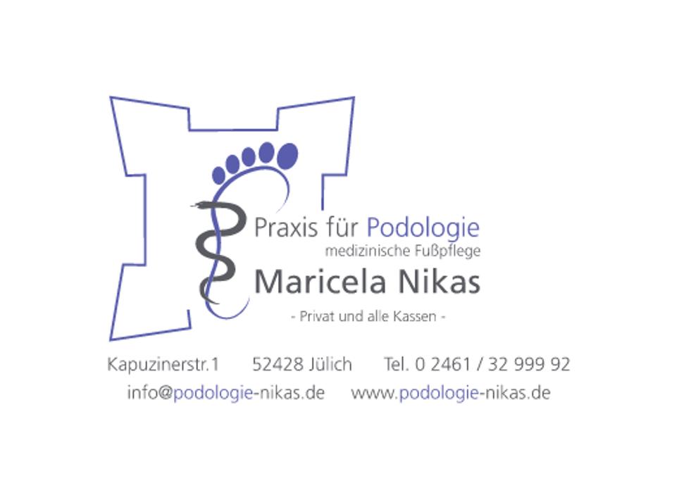Bild zu Praxis für Podologie Maricela Nikas in Jülich
