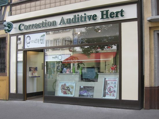 CORRECTION AUDITIVE HERT