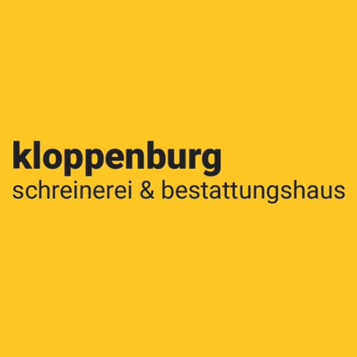 Bild zu Bernd Kloppenburg Schreinerei-Bestattungen in Wiehl