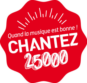 ASSOCIATION CHANTEZ25000