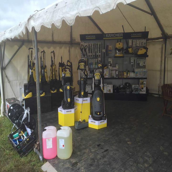 Hortech Cleaning Equipment