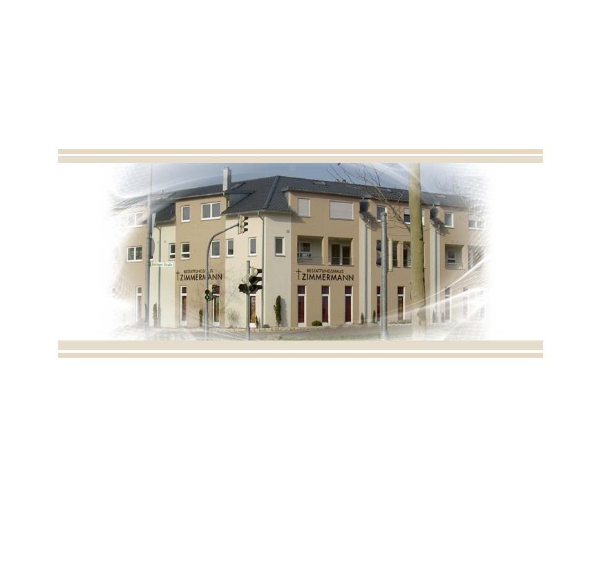 Zimmermann gmbh bestattungsinstitut bestattungsinstitute for Zimmermann verbindung