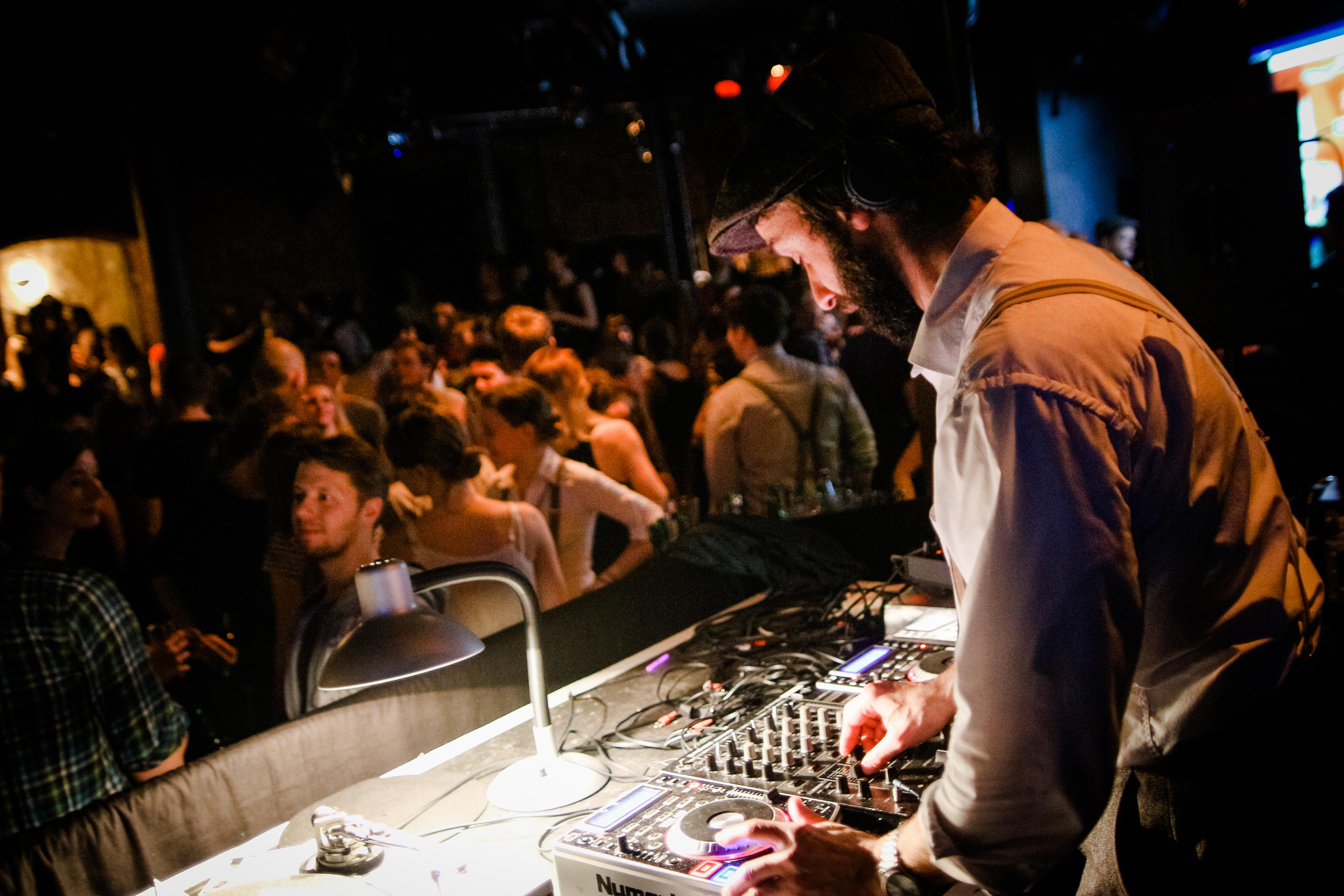 DJ Louie Prima