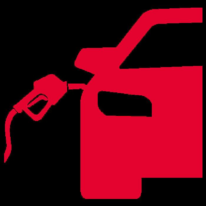 Logo von ELF-Tankstelle