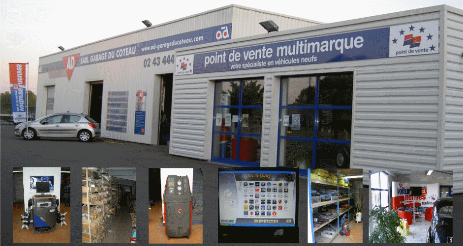 Car wash infobel france for Central garage beauvais